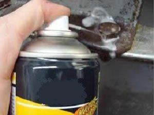 Svitante lubrificante spray