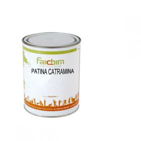 Patina sintetica catramina