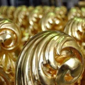 Imitazione oro in bobina